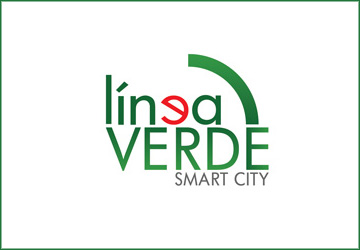Línea verde - Smart city