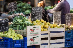Mercado de los Jueves en Estella-Lizarra
