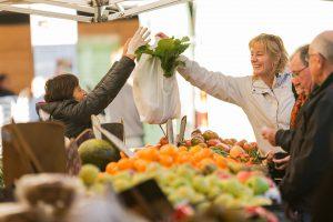 Mercado de los Jueves en Estella-Lizarra 2