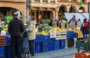 Mercado de los Jueves en Estella-Lizarra 6