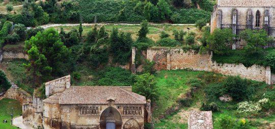 Monumentos de Estella-Lizarra - Santo Sepulcro
