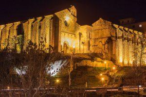 Vistas del Monasterio de Santo Domingo de Estella - Lizarra