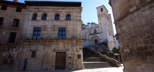 El espacio expositivo EST(R)ELLA-(L)IZARRA se ubicará en el antiguo ayuntamiento.