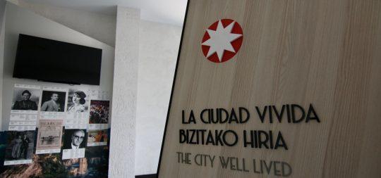 Imagen El Centro de Interpretación de la Ciudad Est(r)ella (L)Izarra se abre al público durante los fines de semana
