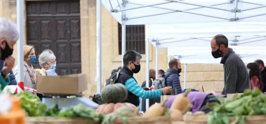Imagen Plazara! inaugura este sábado el proyecto 'Los mercados de la Vía Verde'