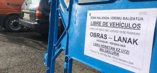 Imagen Ostiralean, San Pedro Ruakoa hiri-igogailuko zenbait beira ordeztuko dira