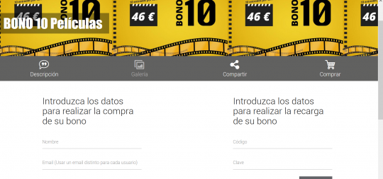 Imagen Los cines Los Llanos lanzan un bono de diez películas por solo 46 euros