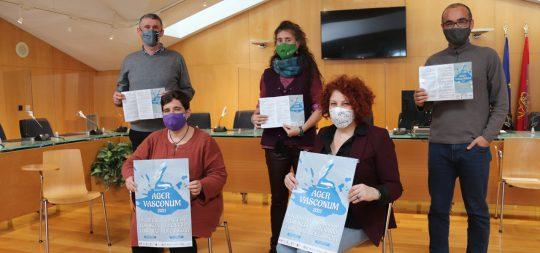Imagen Convocada una nueva edición del Concurso Literario Ager Vasconum para jóvenes en euskera