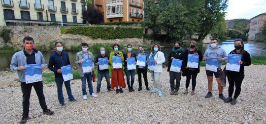 Imagen Organizada este sábado una jornada de limpieza del río Ega abierta a toda la ciudadanía