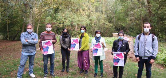 Imagen 'Oasis La Chantona', un proyecto participativo para que la ciudadanía diseñe cómo recuperar el espacio